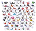 Nail Tattoos ~ Fingernageltattoo Blatt A