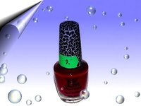 Crash Nagellack 18ml ~ Dunkelpink Nr.9