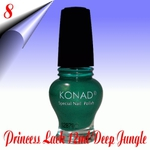 Original Konad Nail Stamping Princess Lack Deep Jungle Nr.8