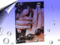 Nail Art Poster Luxury ~ Nr. A2